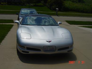 2002 Chevrolet Corvette Base for sale