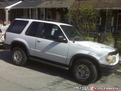 1995 Ford Explorer 2 Door Explorer Sport Trac For Sale