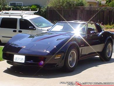 Corvette For Sale  1982 Chevrolet Corvette For Sale