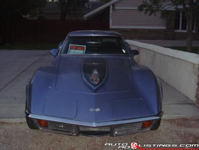 1972 Chevrolet Corvette Base for sale