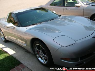 2002 Chevrolet Corvette Coupe for sale