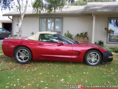 2001 Chevrolet Corvette C5-R for sale