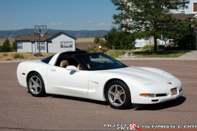1999 Chevrolet Corvette Coupe for sale