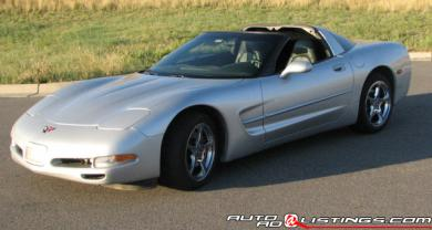 1998 Chevrolet Corvette Coupe for sale