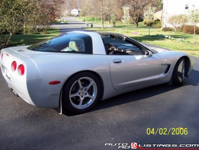 Corvette For Sale - 2000 Chevrolet Corvette For Sale