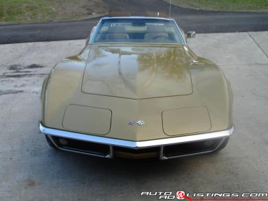 1969 Chevrolet Corvette Roadster for sale