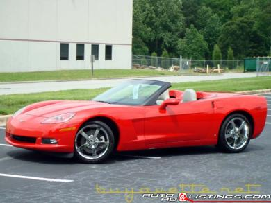 2008 Chevrolet Corvette Roadster for sale