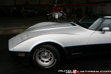 1981 Chevrolet Corvette Coupe for sale