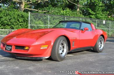 1982 Chevrolet Corvette Coupe for sale