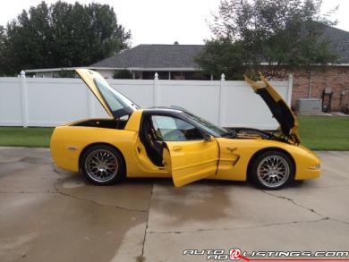 2000 Chevrolet Corvette Coupe for sale