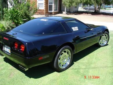 1995 Chevrolet Corvette Coupe for sale